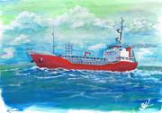 499総トン 内航ケミカルタンカー
