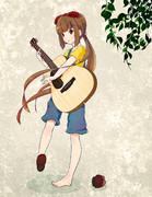 ギター芳乃