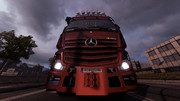[ETS2] MERCEDES-BENZ MP4 ACTROS 8x4