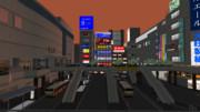 【RailSim】郊外の駅前