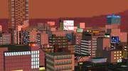 【RailSim】郊外の街・空撮