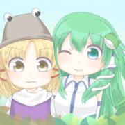 早苗と諏訪子