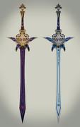 ダークイルミネイトの剣(リファイン)