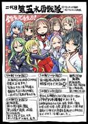 【艦これ】第五水雷戦隊集合【集合絵】