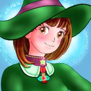 新緑の魔女