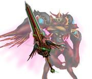 太陽剣ディスペア(リメイク)