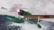 【MMD】二式水上戦闘機
