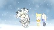 凍えるハカセ