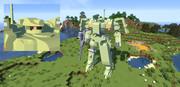 【Minecraft】敵を挟み込め!【JointBlock】