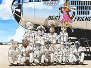 B-29ベストフレンズ号爆撃隊