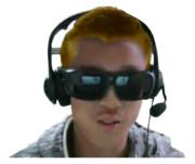 金髪ワイルド系大物YouTuber
