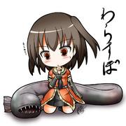 川内ちゃんとワラスボ