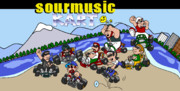 Sour Music Kart