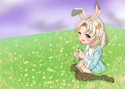 花摘みラビちゃん