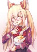 眼鏡ルナちゃん