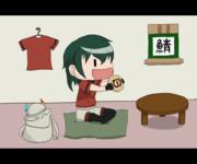 【動】ジャパリまんを食べるかばんちゃん
