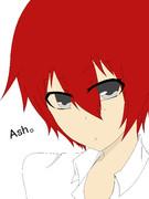 Ash君。