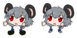 アクションゲームのザコ敵と化したNYN姉貴