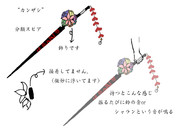 PSP2iアイテムデザインコンテスト 武器部門