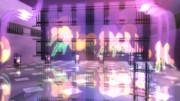 和風ステージ(紫)【ステージ配布】