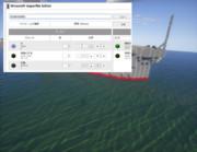 スーパーフラットの設定ができるページで海を作成 #minecraft #JointBlock
