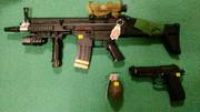 対セルリアン用銃火器