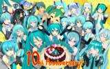 10th Anniversary !