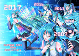 HATSUNE MIKU 10th Anniversary!