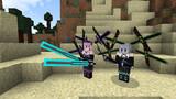 【Minecraft】More Player Modelsで遊んだ結果