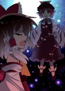 【2xxx年の幻想少女】第3章幻想の静止する日・11話