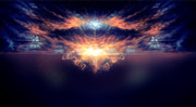 宇宙っぽいドーム