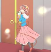 ドアを開けて頂戴