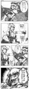 【落書き】E-7本作戦デース!
