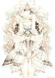 蛾の少女2