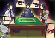 麻雀好きの天下五剣が勝負をしかけてきた!