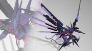【MMDモデル配布】NO.107 銀河眼の時空竜