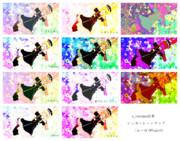 【MME配布】シュガートーンマップ
