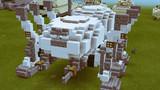 【Minecraftーム】多脚重戦車