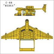 ミデア、亜音速の運び屋
