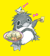 高野豆腐ペンギン