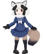 タヌキちゃん