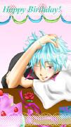 【ちょっと早いけど】銀ちゃんの誕生日!