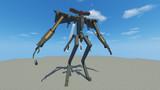 【Minecraft】JointBlock製ロボ その13(未完成)
