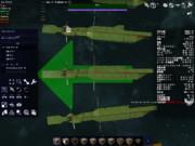 自由惑星同盟 アキレウス級大型戦艦 ク・ホリン