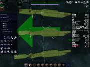 自由惑星同盟 アキレウス級大型戦艦 ペルガモン