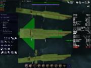 自由惑星同盟 アキレウス級大型戦艦 クリシュナ