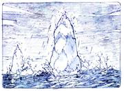 水柱エフェクト
