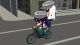 盗んだバイクで走りだす!