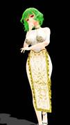 チャイナ風幽香さん