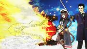 単艦放置な米田中将との演習